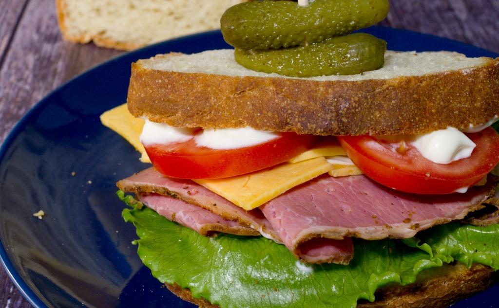 Sandwichbrot