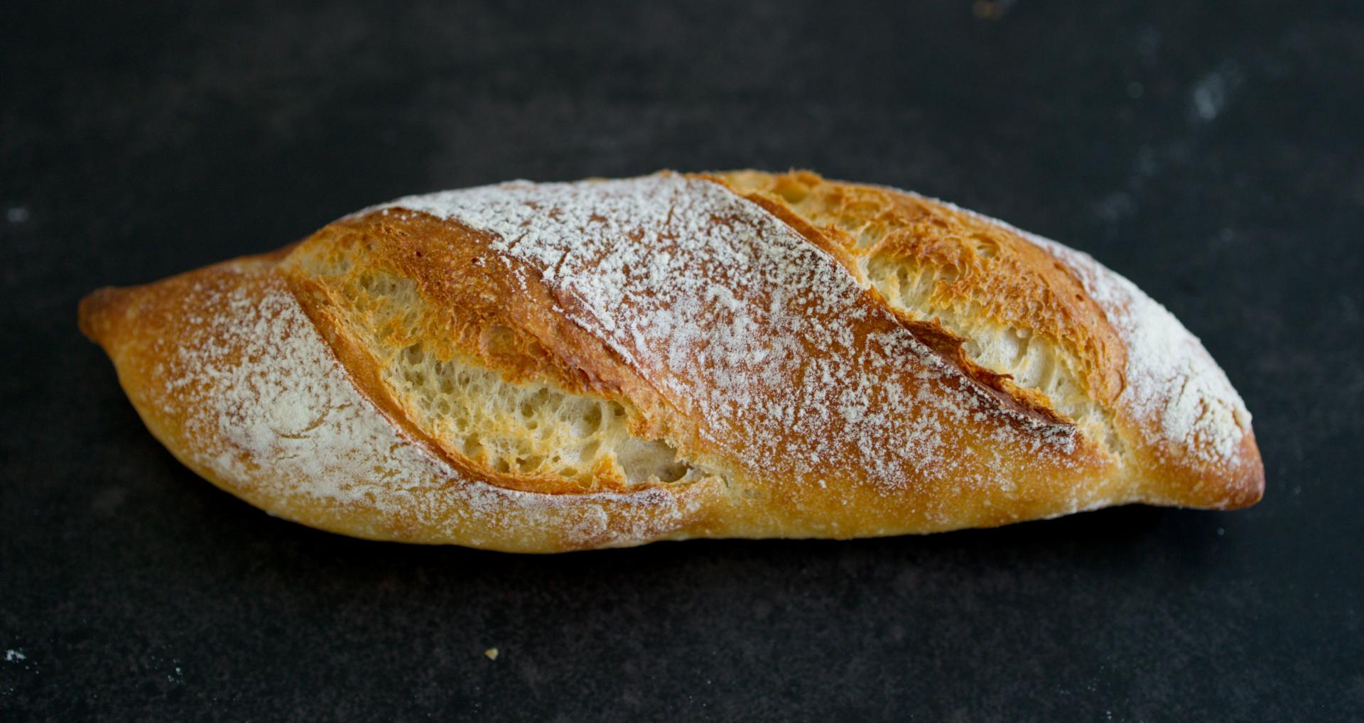 Baguette Brötchen